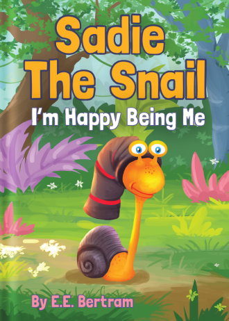 Sadie The Snail – I'm Happy Being Me Cover